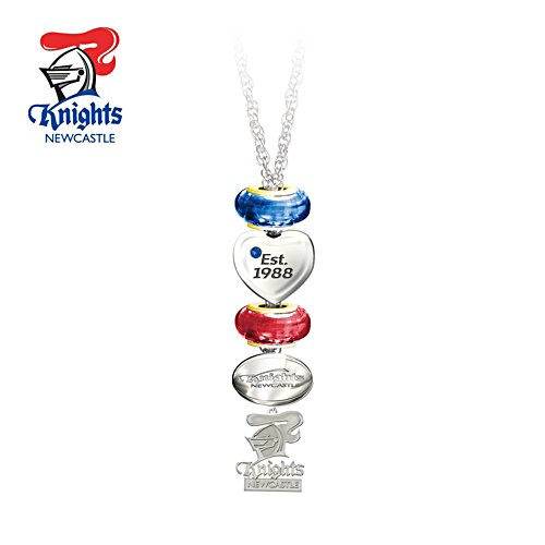 NRL Newcastle Knights Women's Pendant