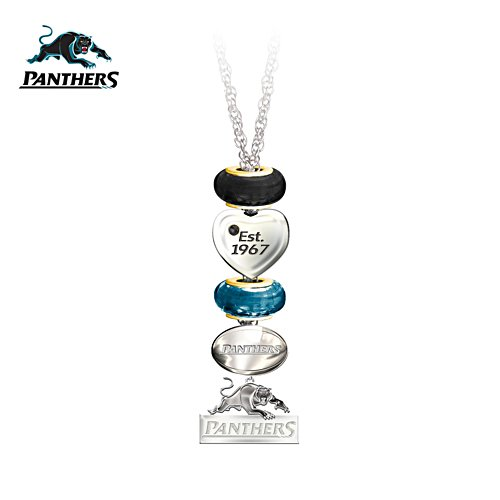 NRL Penrith Panthers Women's Pendant