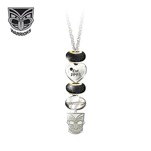 NRL New Zealand Warriors Women's Pendant