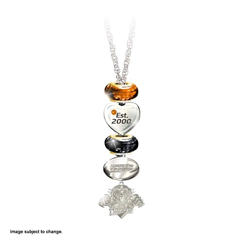 NRL Wests Tigers Women's Pendant