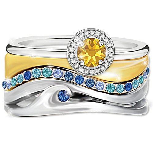 Endless Summer Diamonesk Ring
