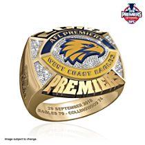 2018 AFL Premiers Men's Ring