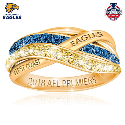 2018 AFL Women's Premiers Ring