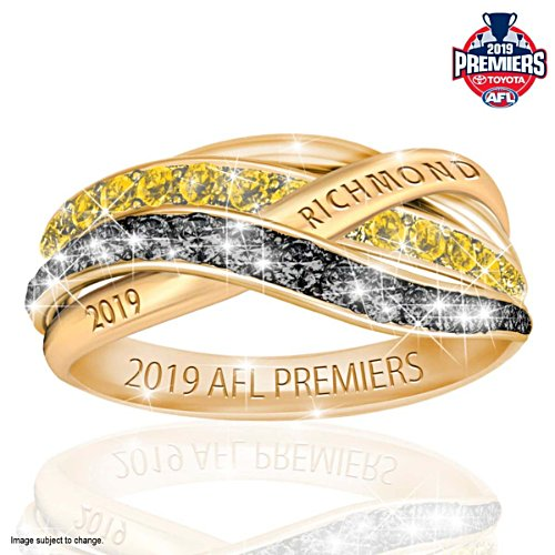 2019 Toyota AFL Women's Premiers Ring