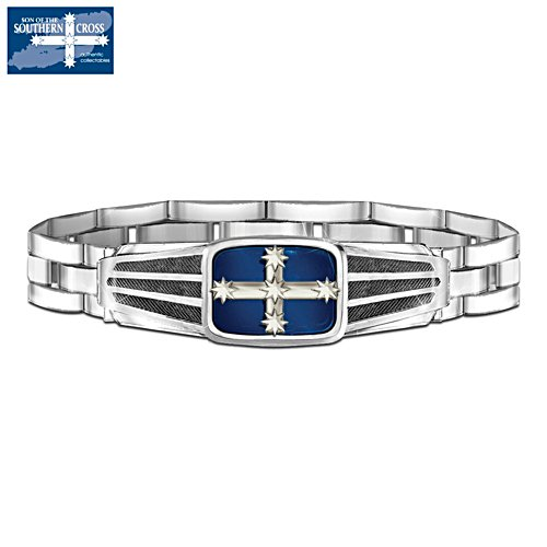Southern Cross Men's Wristband