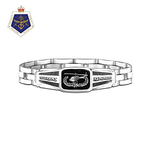 Veterans Remembered Wristband