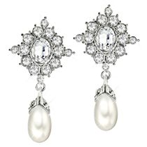 Princess Diana Replica Earrings