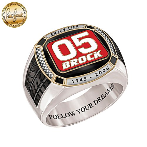 Peter Brock Men's Ring