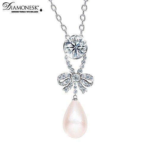 Marie Antoinette Pearl Pendant