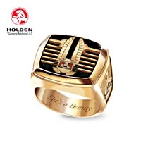 The Golden Years of Holden Men's Ring
