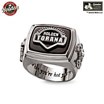 Holden Torana Men's Sterling Silver Ring