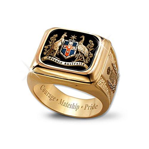 Advance Australia Men's Ring