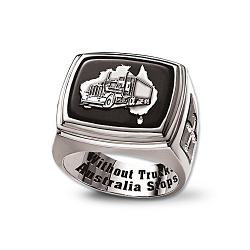 Without Trucks Australia Stops Men's Ring