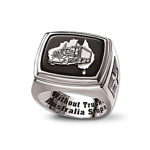 Without Trucks Australia Stops Men's Ring