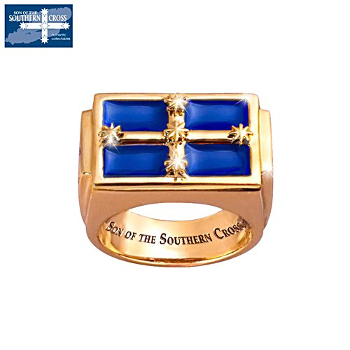 Southern Cross Gold Ring