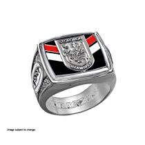 St. George Illawara Dragons Ring with Team Colours