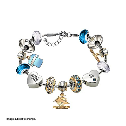 Cronulla-Sutherland Sharks Bracelet