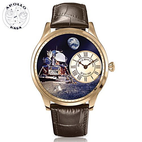50th Anniversary Moon Landing Men's Watch