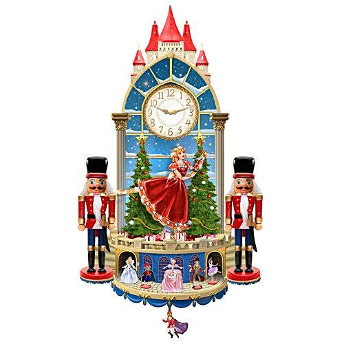 Clara and the Nutcracker Wall Clock