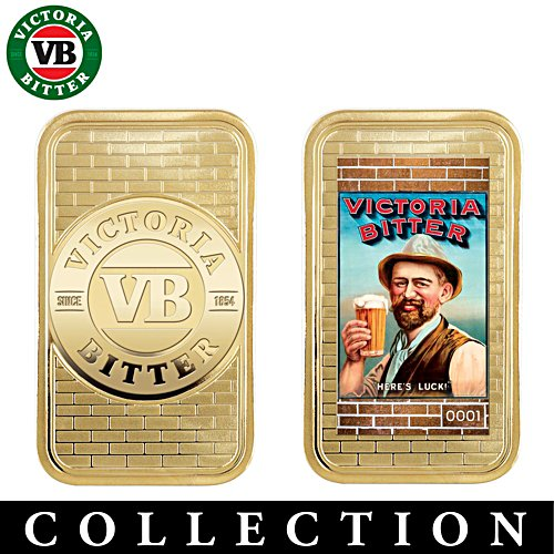 Victoria Bitter Gold Ingot Collection