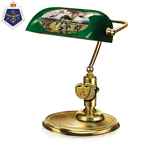 Veterans Remembered Desk Lamp