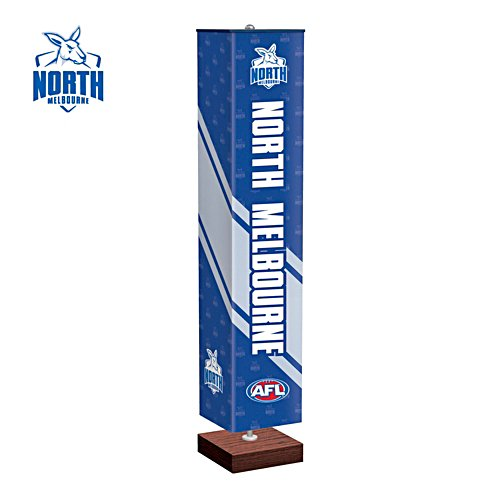 North Melbourne Kangaroos Four-Sided Floor Lamp