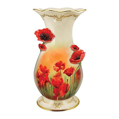 Treasure of Nature Poppy Vase
