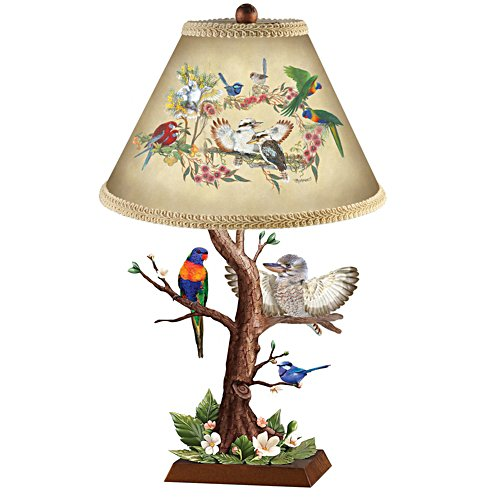 Birds of the Bush Table Lamp