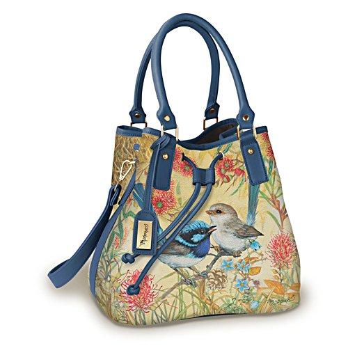 Fairy Wren Bucket Bag