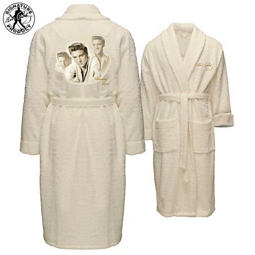 Elvis™ King of Rock 'n Roll™ Bath Robe