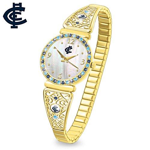 AFL Carlton Blues Ladies Watch