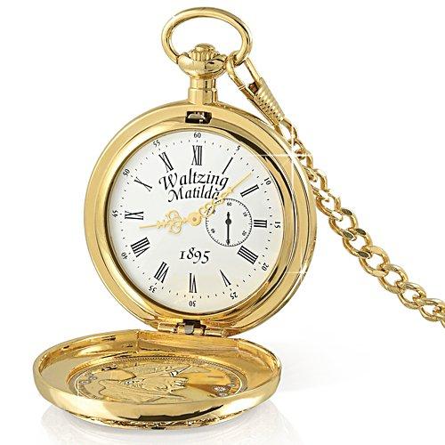 Waltzing Matilda Men's Pocket Watch
