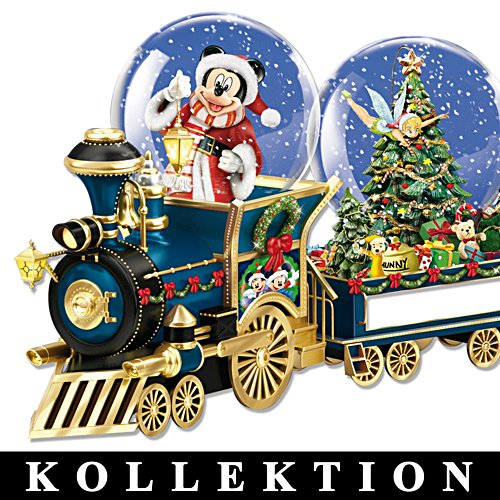 "Disneys ""Santa Mouse Is Comin' To Town"" - Kollektion"