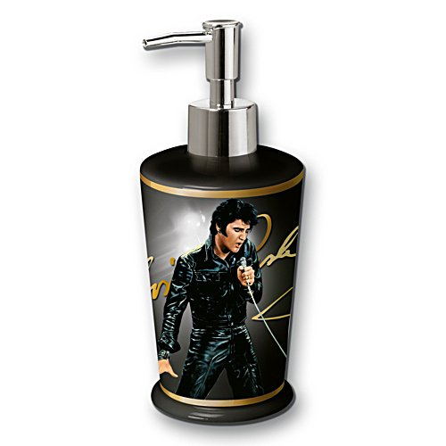 Take His Hand - Elvis Presley Lotion-dispenser