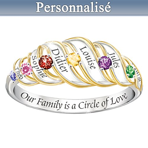 Notre Famille est un Cercle d'Amour