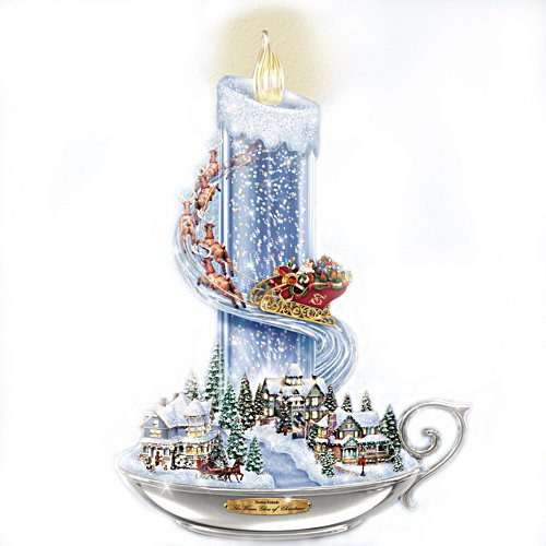 Das warme Licht von Weihnachten