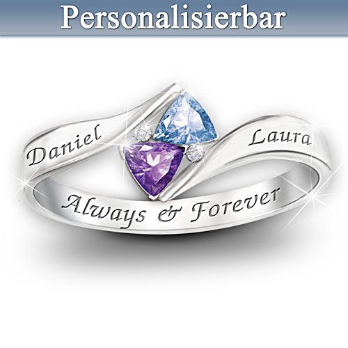 Unser Liebesversprechen – Personalisierter Ring