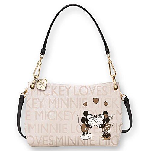 """Disney® Musse och Mimmi Pigg handväska """"Alltid Tillsammans"""""""