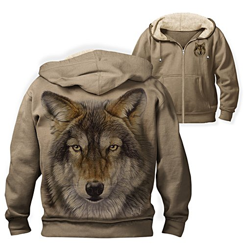 Wild Wolf Huvjacka