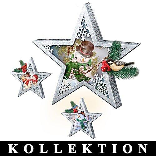 Dona Gelsingers Julstjärnor - kollektion