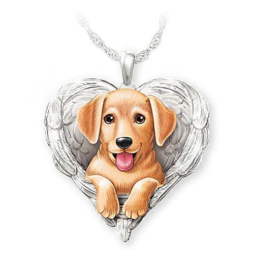 Mon Golden Labrador est un ange