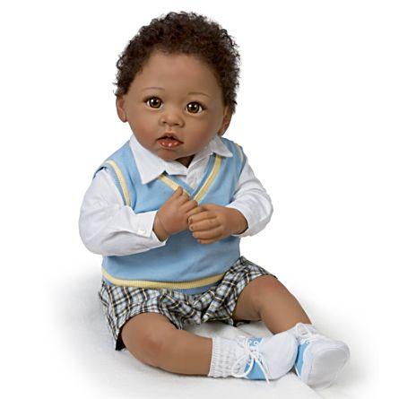 Michael – Baby Puppe
