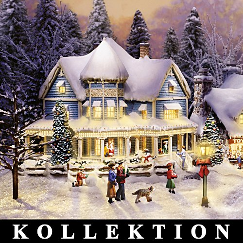 Thomas Kinkades Winterdorf – Kollektion
