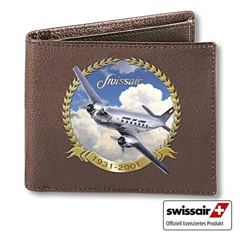 Swissair Steward - das Portemonnaie