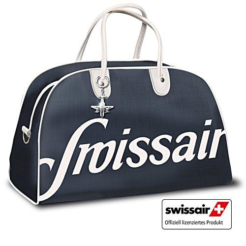 """""""Swissair"""" - Die Freizeittasche im Retro-Stil"""