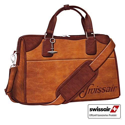 Die Reisetasche  Swissair - Around The World