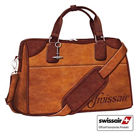 Die Reisetasche  Swissair - Around The World