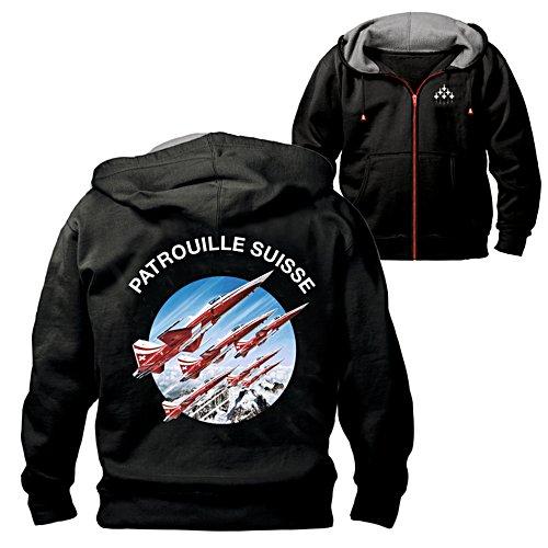 """Die """"Patrouille Suisse"""" Freizeitjacke"""
