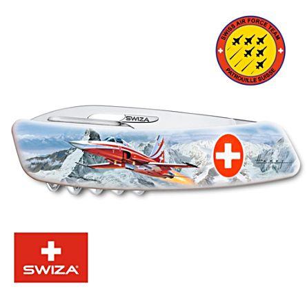 Patrouille Suisse - Grenzenlos