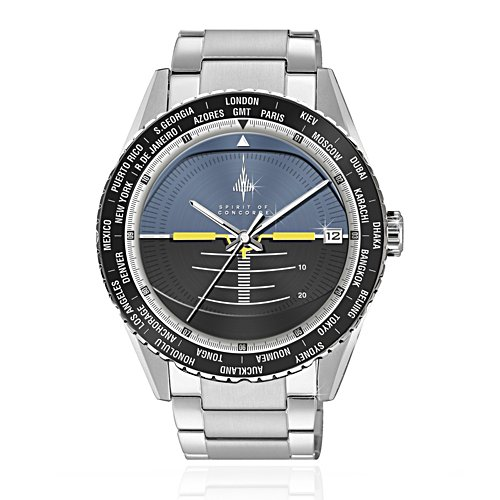 « SPIRIT OF CONCORDE - Horizon » Montre homme